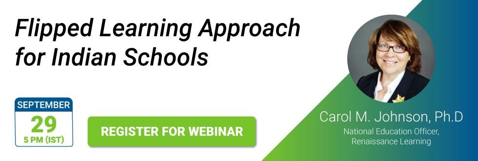 Speaker FLipped Learning Webinar for Schools