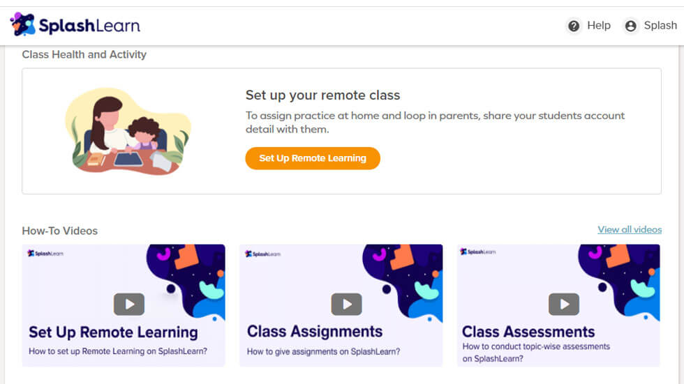 Fun Math Learning For Your Kids With Splashlearn