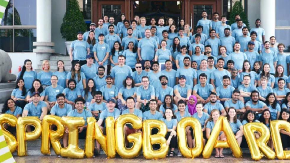 San Francisco-based Springboard Raises $11M to Expand its Presence and Enhance Career Services