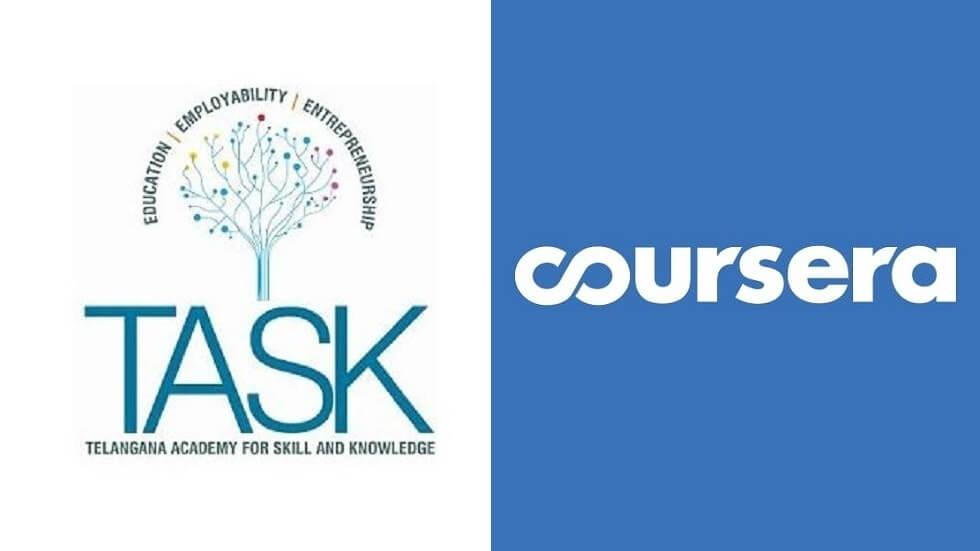 Telangana Partners with Coursera