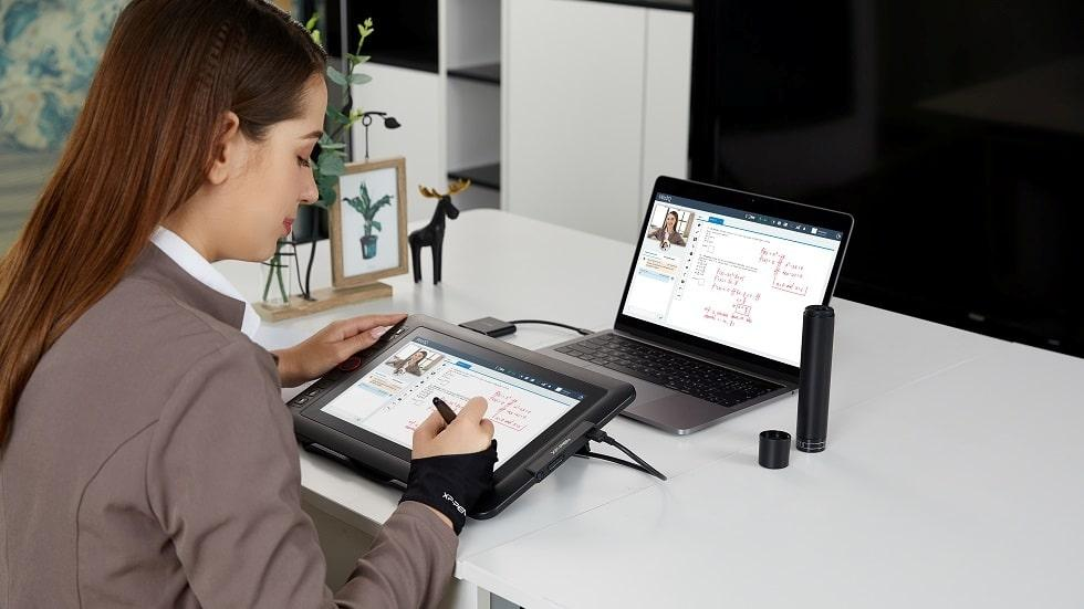 Broadcast your Online Learning and Web Conferencing Efficiently with XP-Pen Digital Writing Tablets