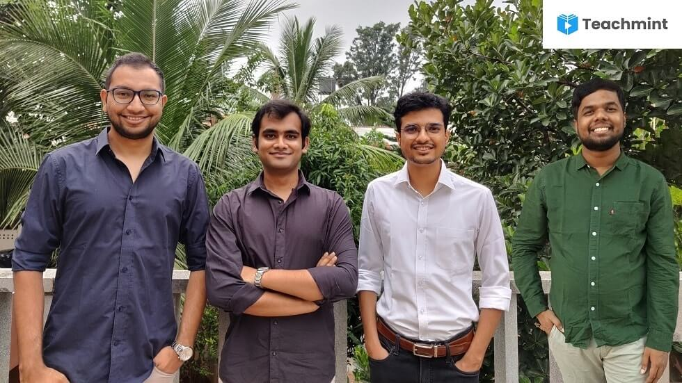 Teachmint Raises $3.5M