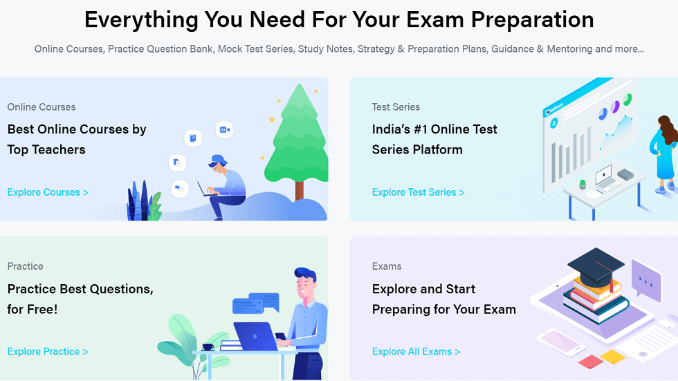 Mumbai-based Test Prep Startup Testbook Raises $8.3 Million to Add More Exams and Expand its Platform