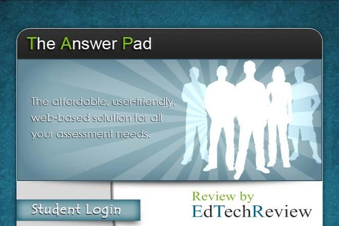 TheAnswerPad - Online Student Response System