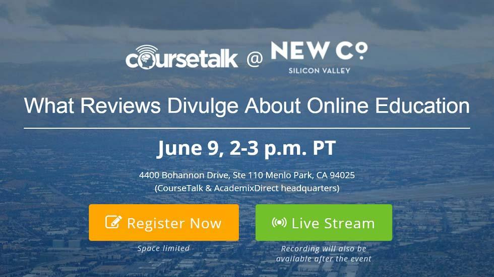 CourseTalk Unveiling Findings from 70K MOOC Reviews