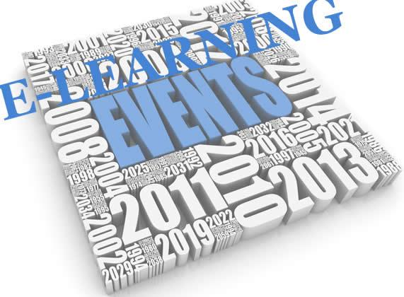 Mark Your Calendar Now: 53 E-Learning Events In March 2013