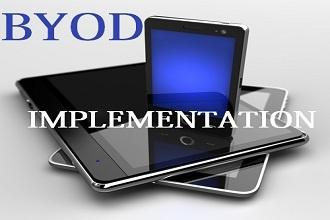 Webinar: How to Manage and Implement a BYOD (Bring Your Own Device) Initiative