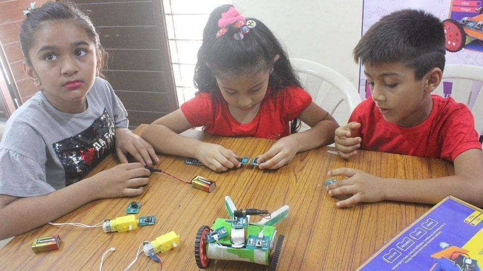 Mumbai-based Robotics Learning Startup for Kids Witblox Raises Rs 1.3 Crore to Enhance its Business Growth