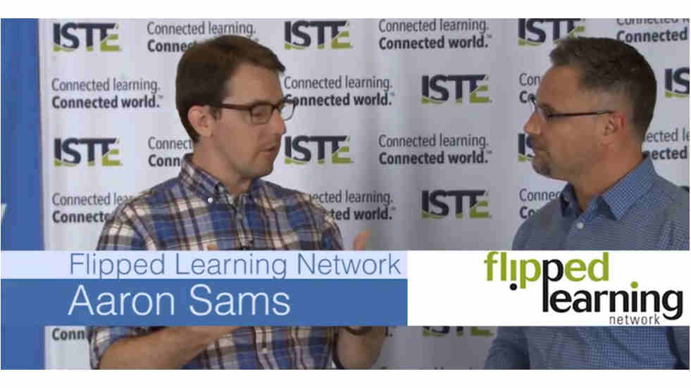 Flipped Classroom and Educational Transformation - Aaron Sams
