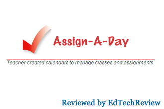 Assign A Day - Assignment Calendar