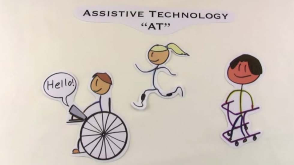 Disability Technology Inspiring Tomorrow's Tech Innovations