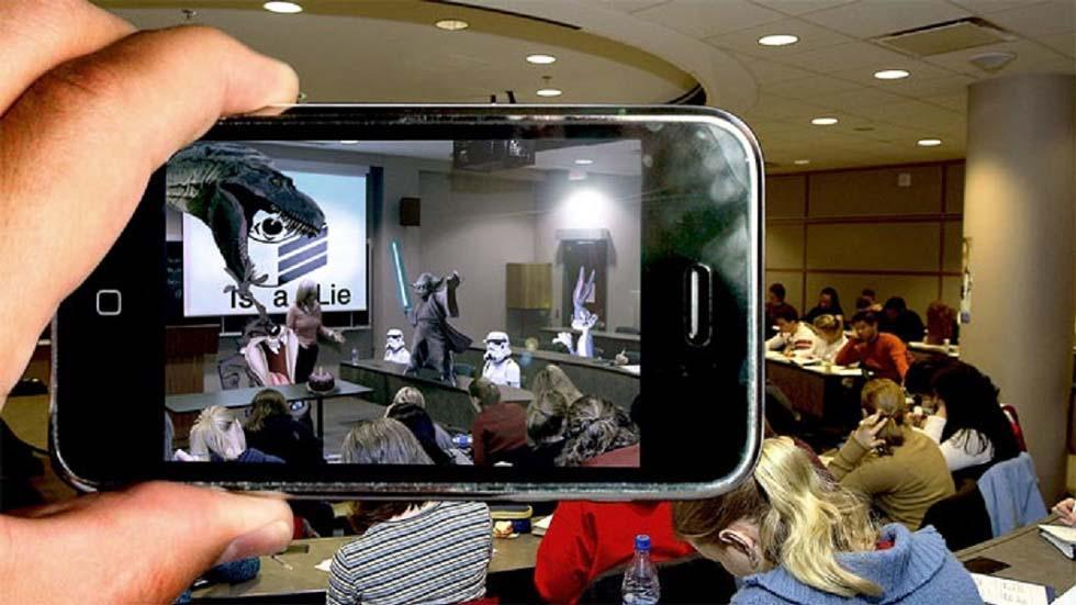 Seeing is believing: Realizing the Education Dream with Augmented Reality