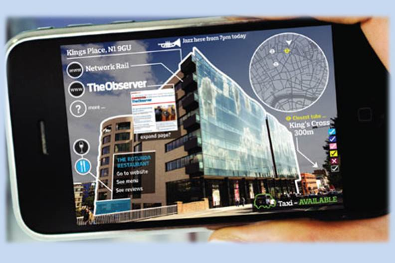 5 Great Augmented Reality iPad Apps