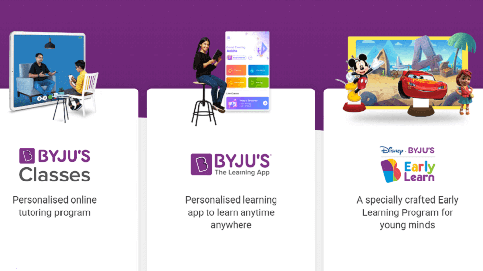 EdTech News - Byju's Raises $500 Million