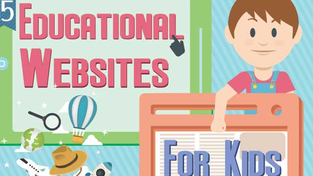 [Infographic] Best Educational Websites For Kids