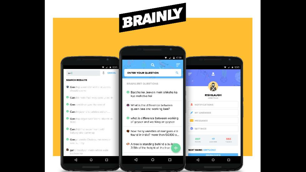 Brainly India Joins Brainly's Global Learning Community App