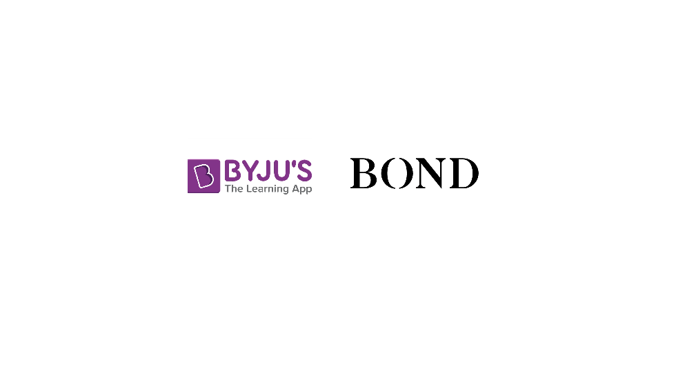 BOND Invests in BYJU'S, Marking First Investment in India