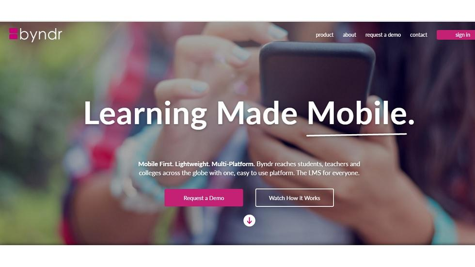 What Problem is Byndr 'A Mobile-First Learning Management Platform' Solving for Colleges