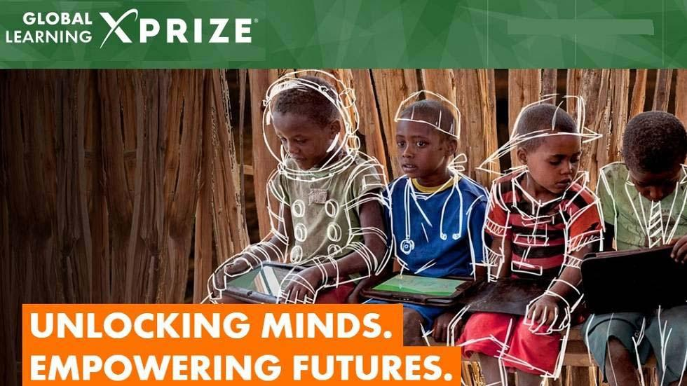 Calling for participation | The Global Learning XPRIZE