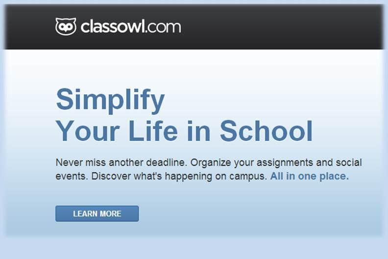 ClassOwl: Organize Your assignments and Social Events Smoothly