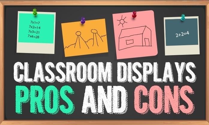 Classroom Display Boards: The Pros and Cons