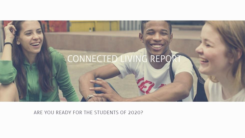 Report Reveals 'Connected Living' Expectations Of Uk's 2020 Students