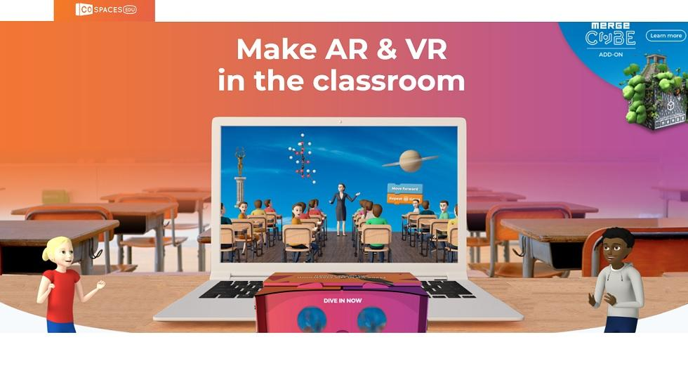 Using Co-Spaces in Education: Making AR & VR in the Classroom