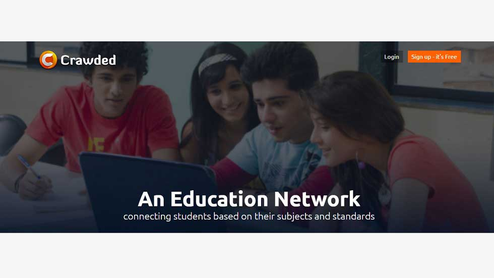 Crawded - Social Learning Network for School Students
