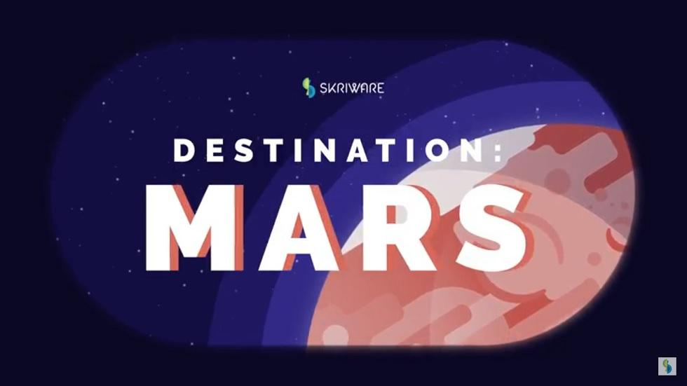 """Destination: Mars"" Takes Children on the Adventure of a Lifetime"