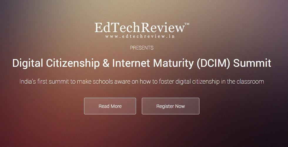 EdTechReview to Host India's First Digital Citizenship and Internet Maturity Summit