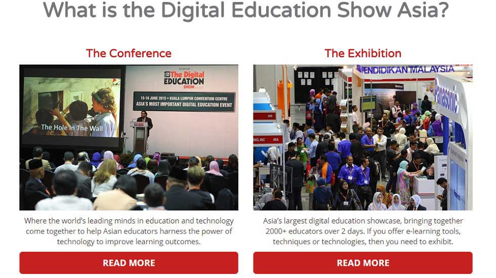Over 2500 Leaders in Global Education Head to Kuala Lumpur This April