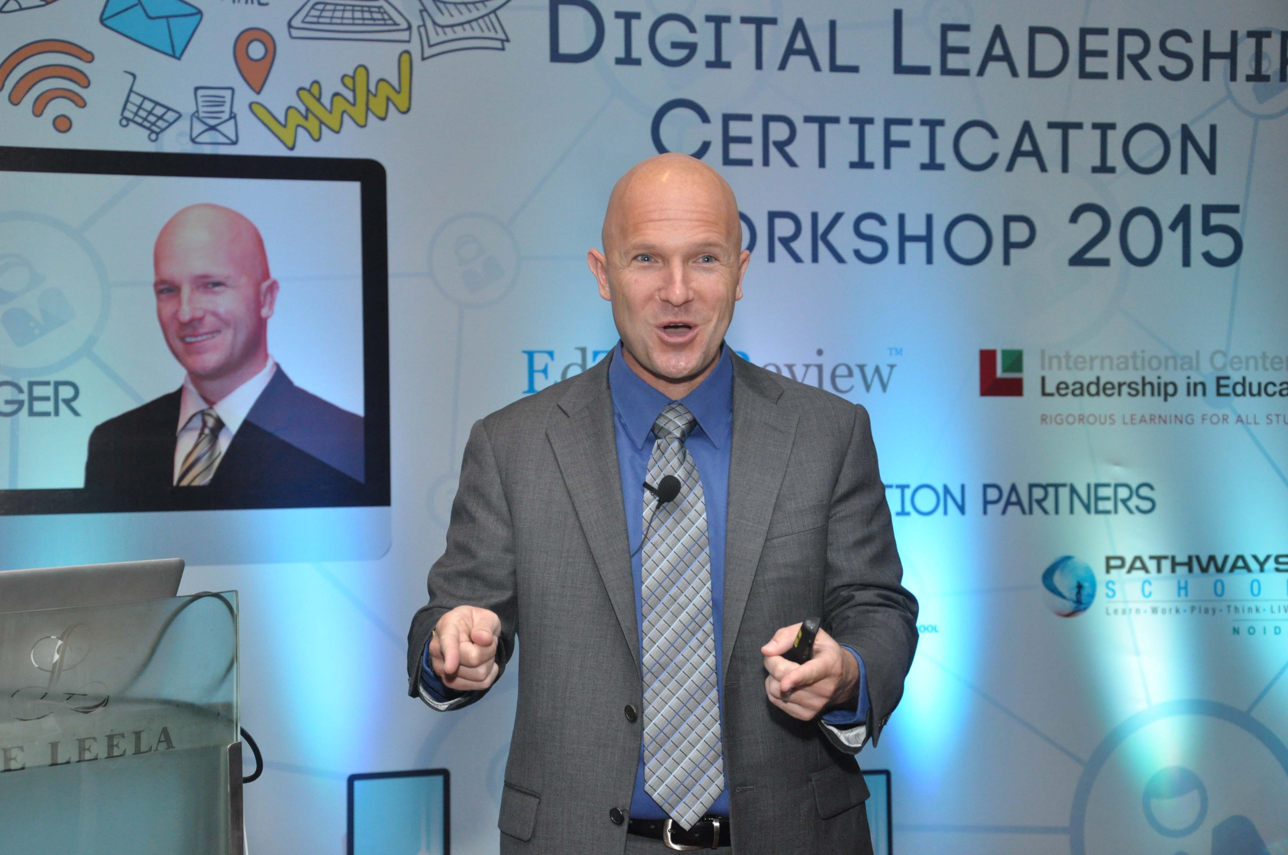 Digital Leadership in Schools