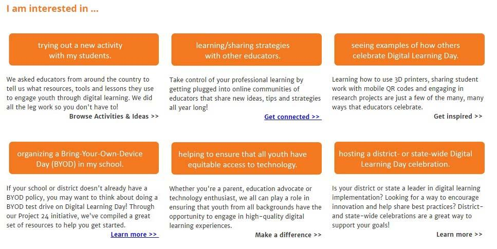 digital learning day planning guide