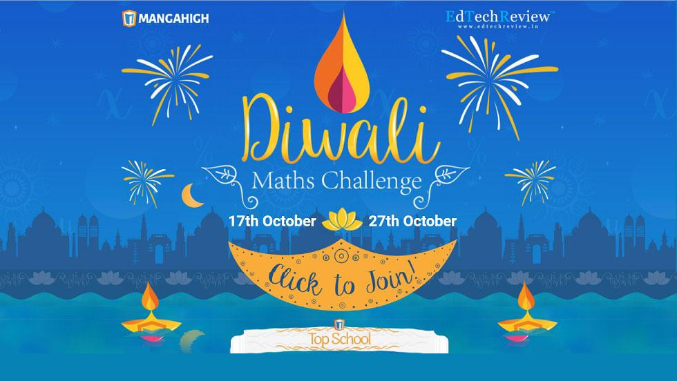 Indian School Teachers & Students Compete by Joining the Diwali Maths Challenge
