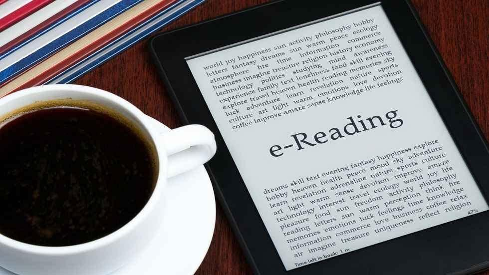 E-Book Reader is Beneficial for Students
