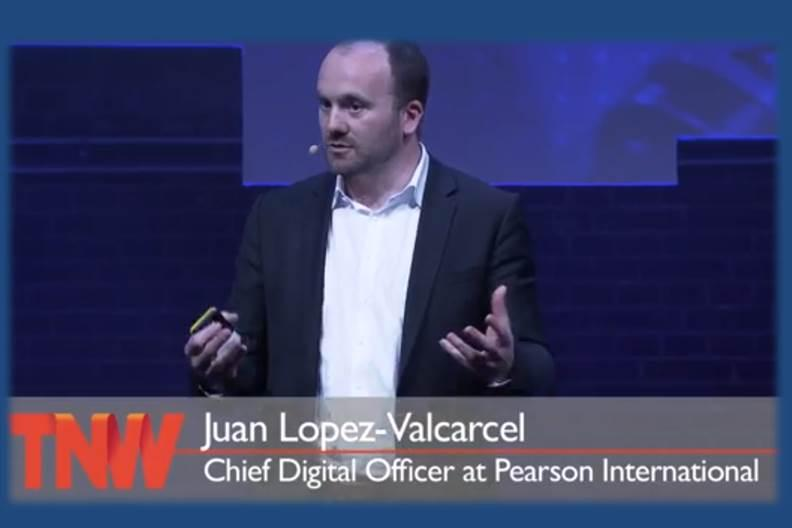 EdTech Trends by Juan Lopez-Valcarcel, Chief Digital Officer, Pearson