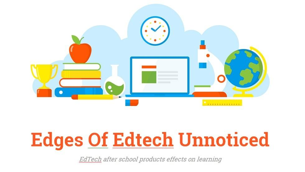 Edges Of EdTech Unnoticed - EdTech After School Products' Effect on learning