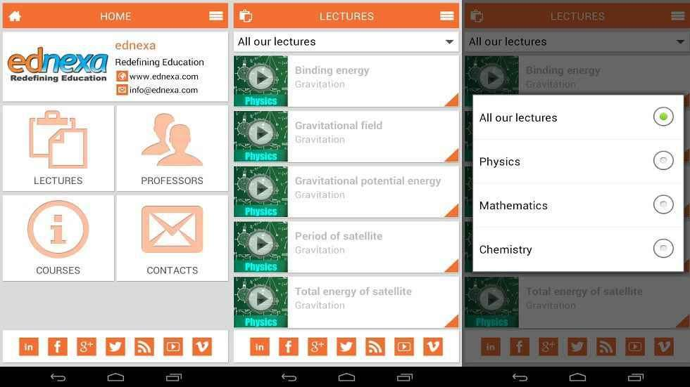 Effective JEE Preparation Now On Your Mobile!