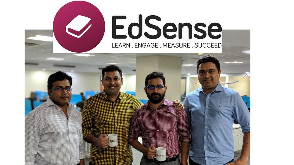 EdTech Startup EdSense Embeds Digital Strategy to Empower Indian Education Sector