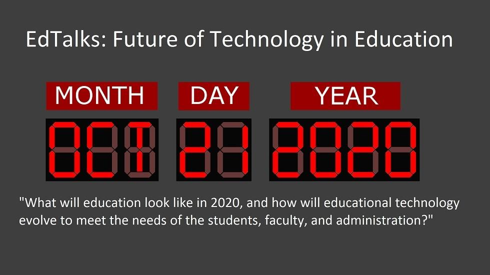 [Webinar] EdTalks - Future of Technology in Education