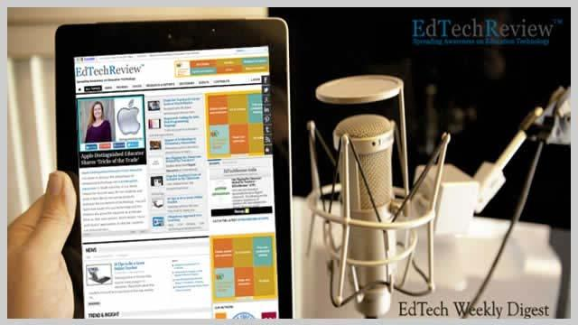 EdTech Weekly Digest - 3 (October 2013)