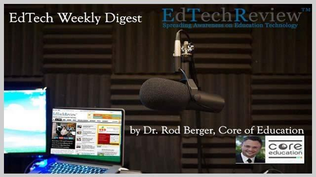 EdTech Weekly Digest - 1 (April 2014)