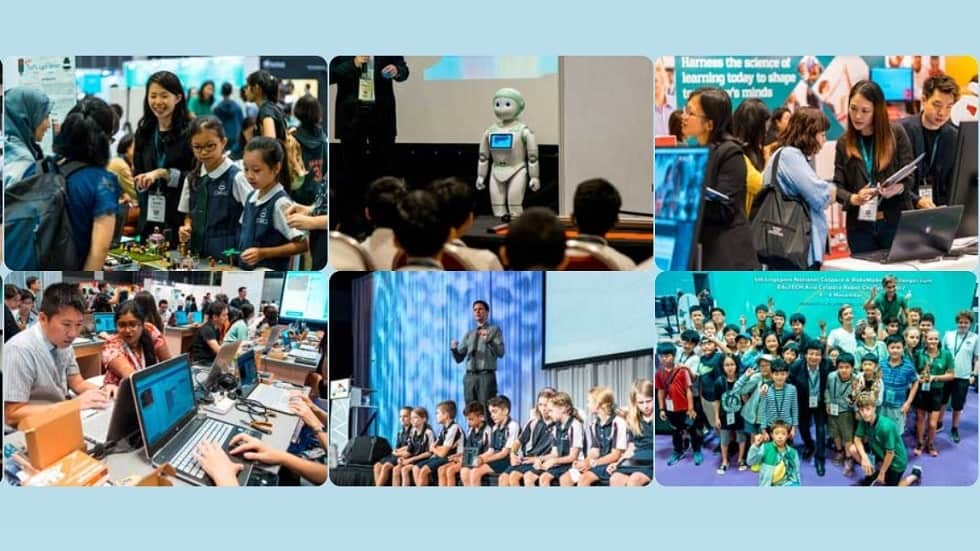 Students Take the Lead in Shaping the Future of Learning at EduTECH Asia Expo