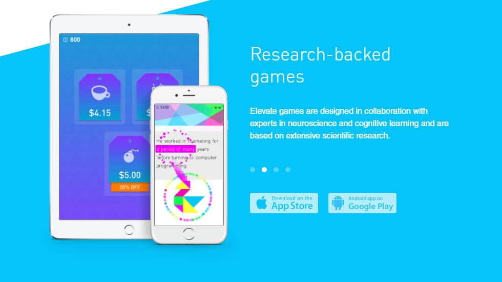 Elevate – The Brain Training App