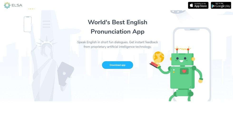 World's Smartest English Speaking App ELSA Launched in India