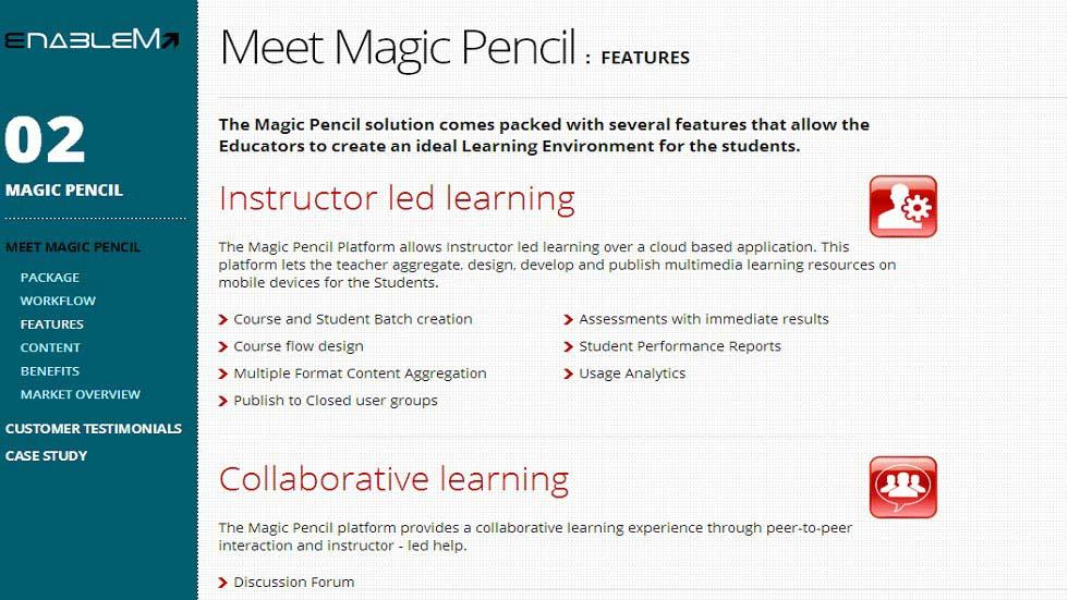 EnableM's Magic Pencil Wins the Global Mobile Awards @ GSMA 2014