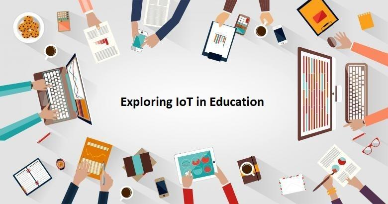 Exploring IoT in Education