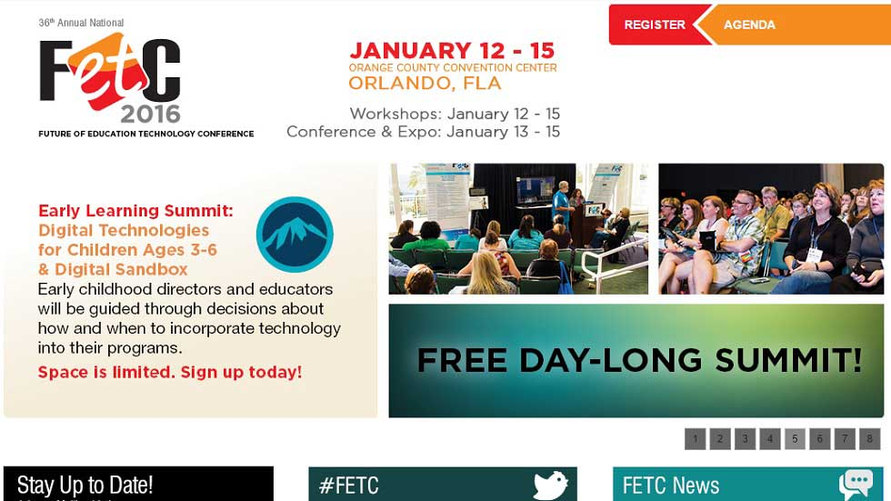 Education Technology Professionals to Gain Insight from Girls-in-Tech Advocate at January Conference