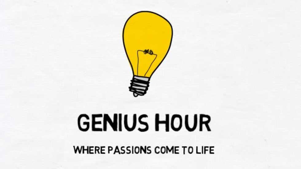 Providing a Bigger Purpose with a Genius Hour Project