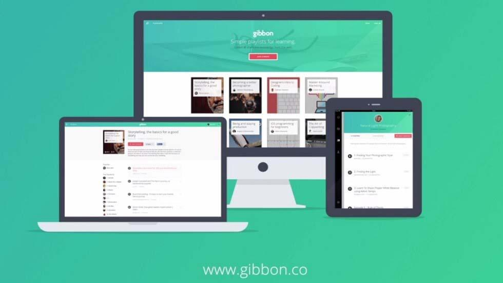 Gibbon Latest iPad app Brings Peer to Peer Education to Global Community